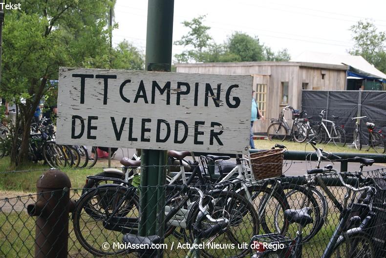 TT-week op een TT-camping