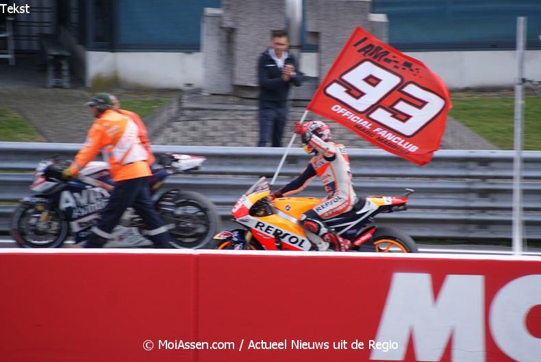 Rossi wint 85ste Dutch TT 2015
