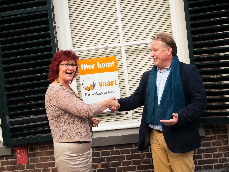"""Nieuwe welzijnsorganisatie in Assen heet """"Vaart"""