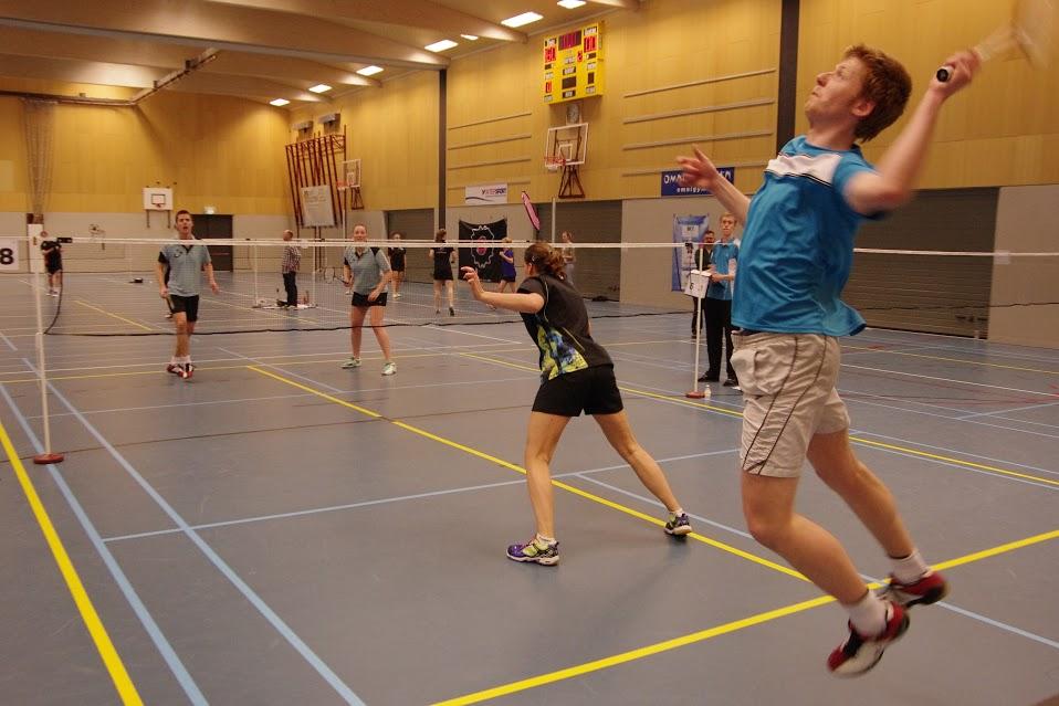 Badmintonclub in Assen bestaat 50 jaar