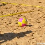 Beachvolleybal 2015 bij de Baggelhuizerplas