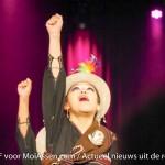 Nat maar kleurrijk begin van het 31ste SIVO-festival