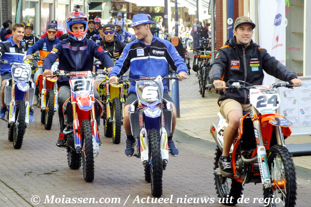 Cross the City warmde Assen op voor MXGP