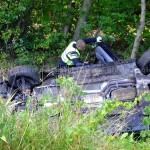 Automobilist gevlucht na ongeval in Assen