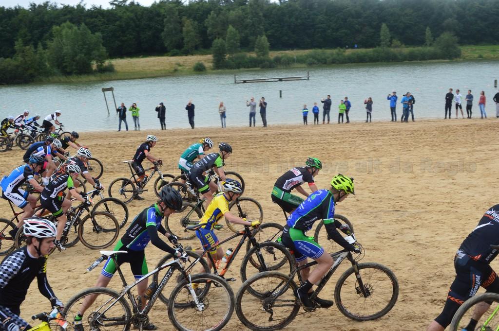 Bike Festival aan de recreatiegebied Baggelhuizerplas in Assen(Update Foto's)