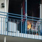 Uitslaande  flatbrand aan de Molenstraat in Assen(VIDEO)