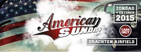 2/4 oktober: Quartermile Dragraces en extra editie American Sunday op Airfield Drachten