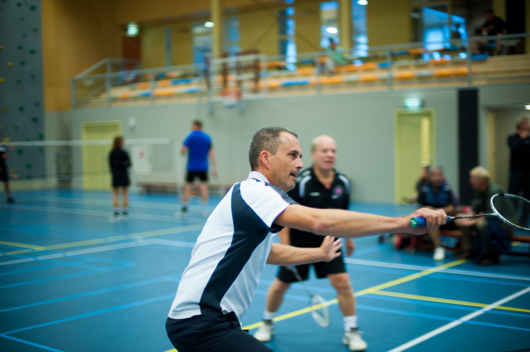 Badminton Combinatie Assen viert jubileum