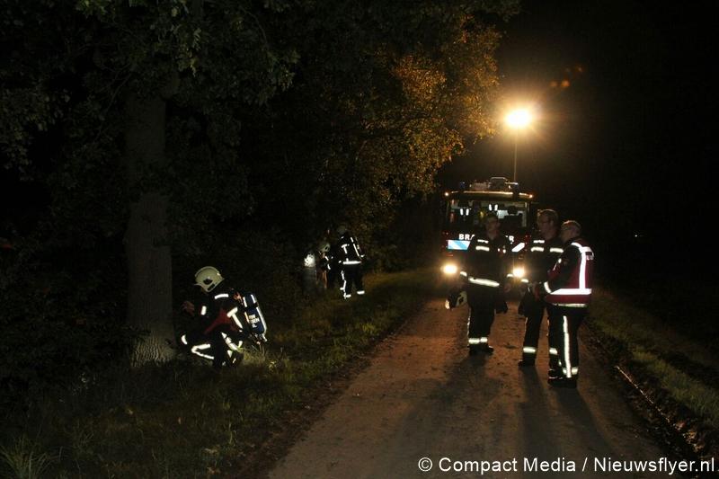 Gaslekkage gemeld aan de Graswijk in Assen