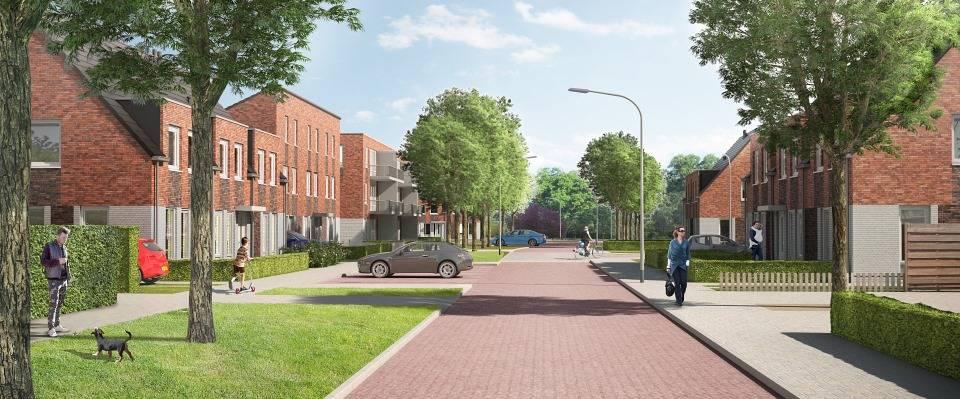 Nieuwbouw in de wijk Assen-Oost gaat van start