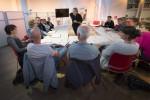 Nederland - Assen  - Drenthe - 16 -09-2015Masterclasses voor onderwijspersoneel.Foto: Sake Elzinga