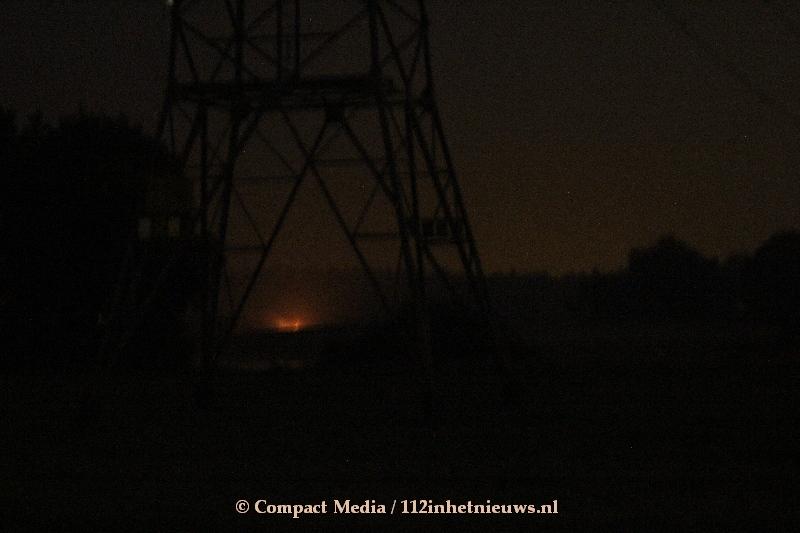 112 Kort: Autobrand gemeld in recreatiegebied Baggelhuizerplas in Assen