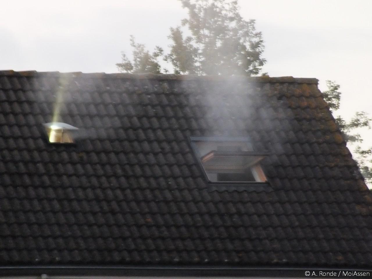 Video: Zolderbrand Markedreef Assen door wasmachine