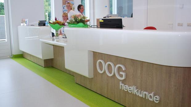Nieuwe poli oogheelkunde feestelijk geopend in Wilhelmina Ziekenhuis Assen