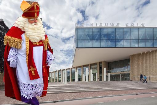 Eerste Sinterklaastheater in Theater De Nieuwe Kolk