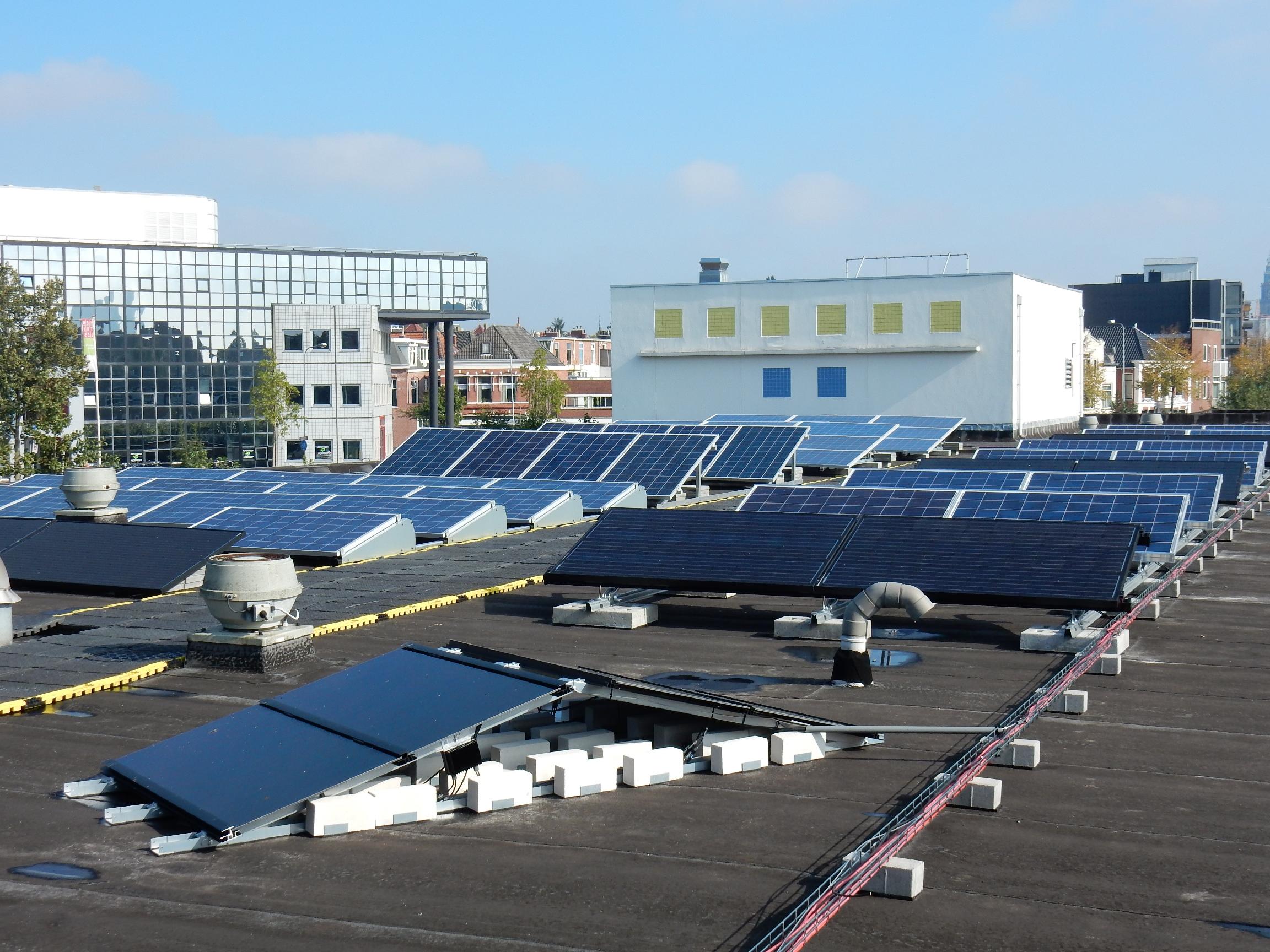 Alfa-college eerste ROC in Nederland met gecertificeerd opleidingscentrum zonne-energie