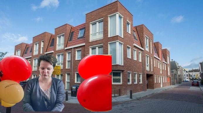 Wethouder Harmke Vlieg van de gemeente Assen opent nieuwe locatie Promens Care