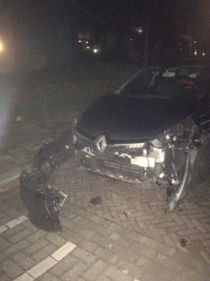 Getuigen gezocht na doorrijden ongeval MR PJ Troelstralaan