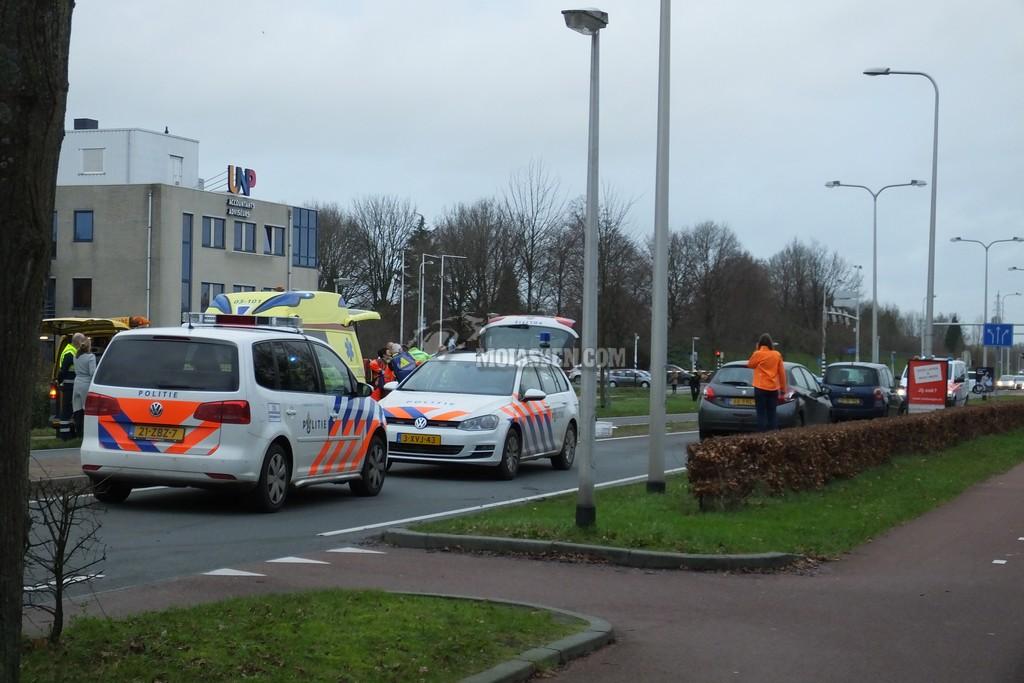 Video:Jonge vrouw ernstig gewond bij ongeval Groningerstraat in Assen