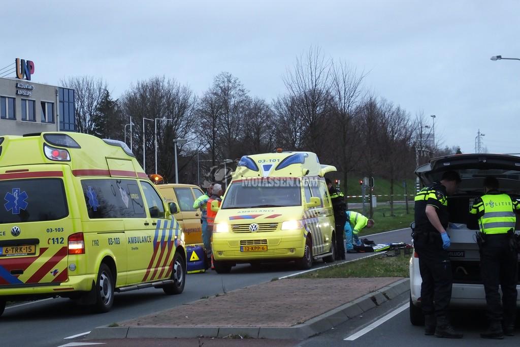 Automobilist die in december 2015: veroorzaker dodelijk ongeluk in Assen mag twee jaar niet rijden