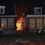 Video: Woningbrand aan Het Kanaal in Assen