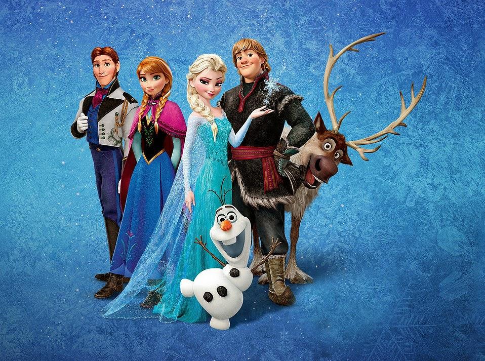 Frozen komt naar Winkelrijk Marsdijk Assen