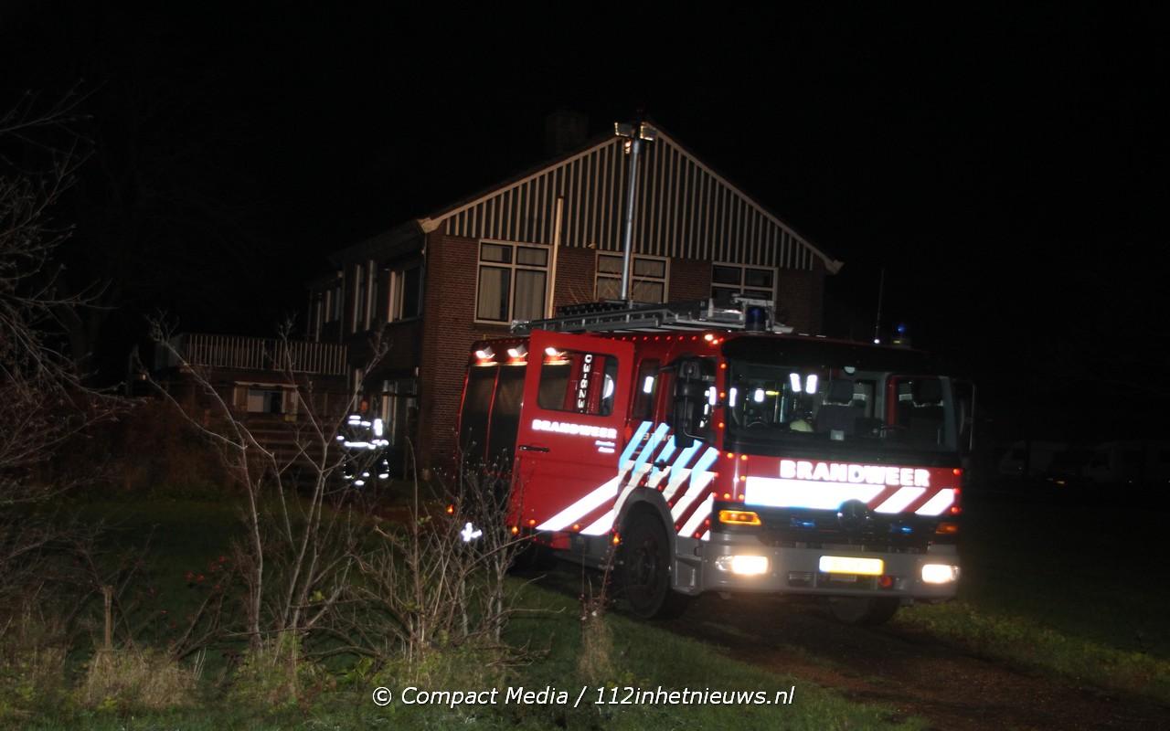 112 Kort: Wateroverlast in woning aan de Zeijerweg in Ter Aard