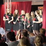 Geslaagde Christmas Fashion Show bij Warenhuis Vanderveen