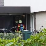 Brandweer gealarmeerd voor schuurbrand in Assen