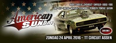 American Sunday op TT Circuit Assen