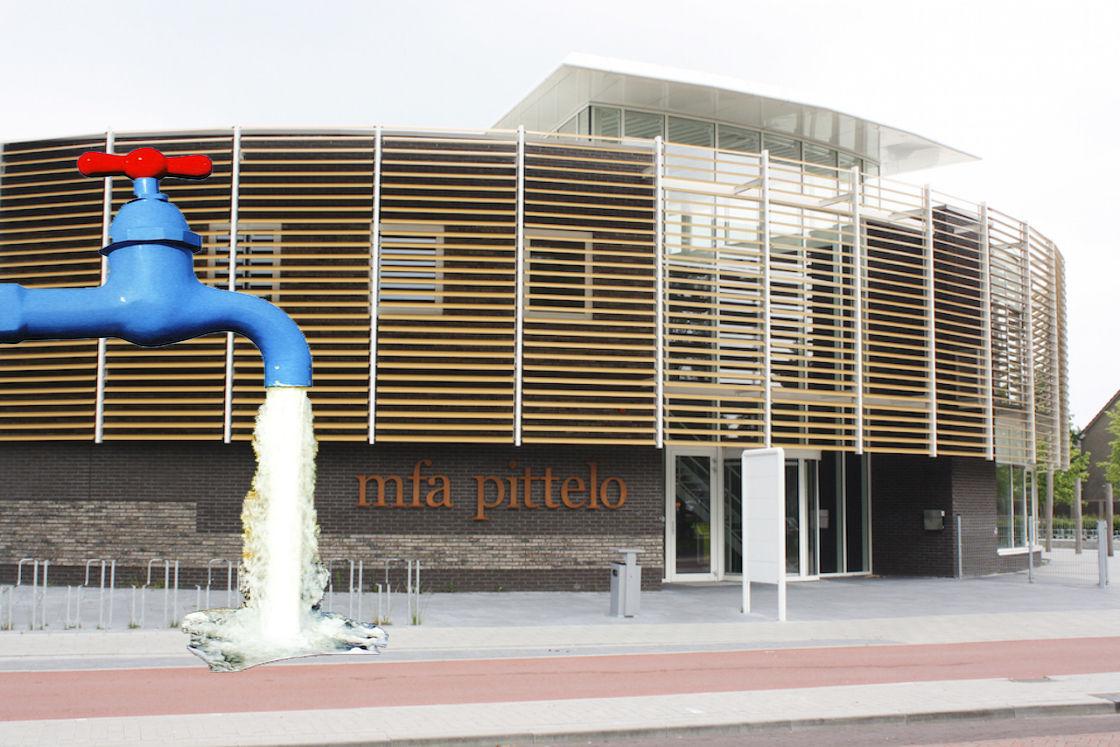 Multifunctioneel Centrum (MFA) in Pittelo Assen hebben weer water