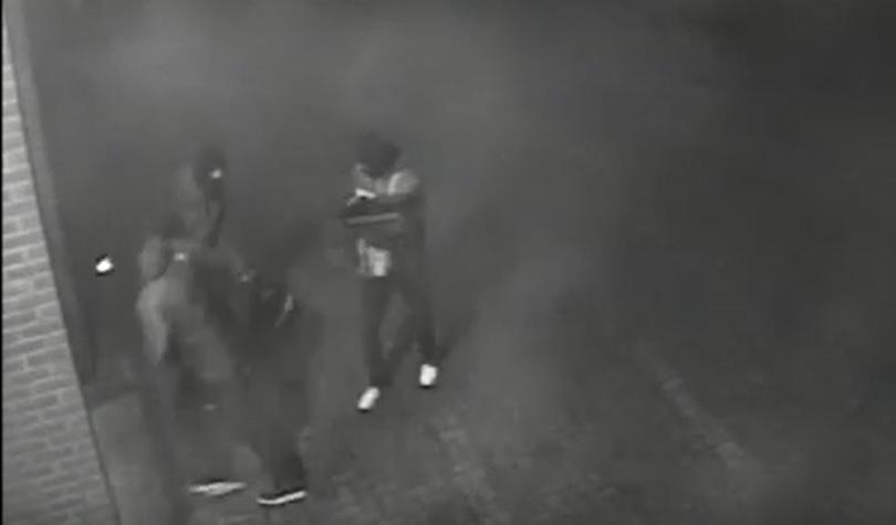 Blue Media uit Assen brengt bewakingsbeelden naar buiten van daders inbraak