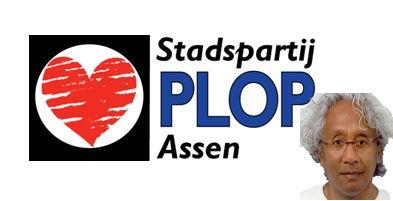 Noes Solisa van de Stadspartij PLOP doet aangifte na afpersing
