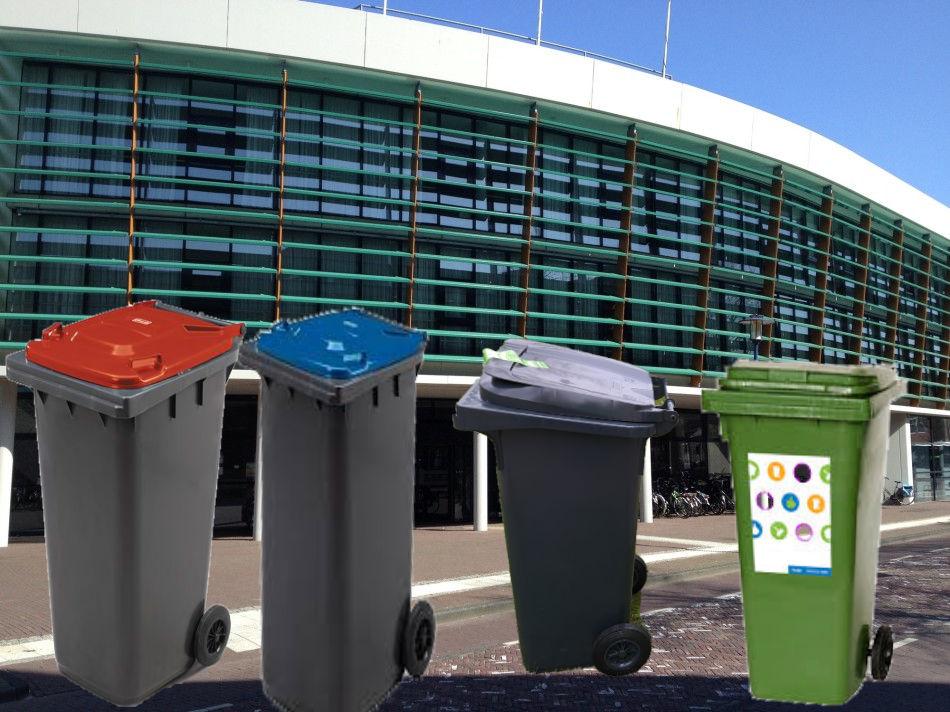 Huishoudelijk afval ophaalfrequentie wordt veranderd door Gemeente Assen