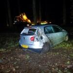 Gewonde bij eenzijdig ongeval in Anreep