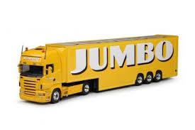 Het hoofdkantoor van Jumbo