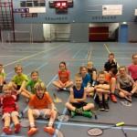BC Assen basisschool badmintontoernooi 2016