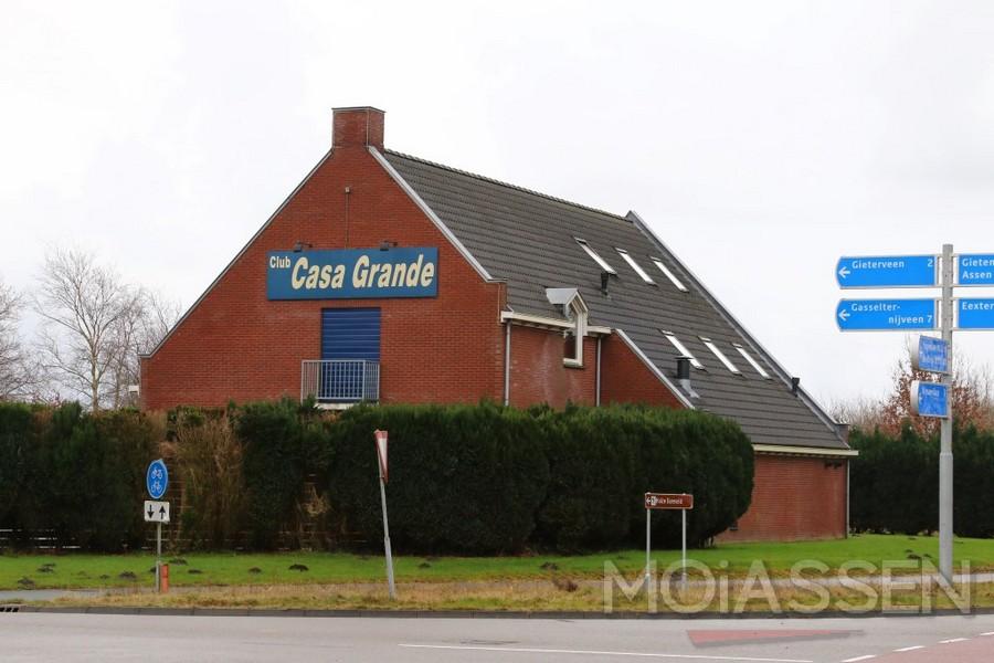 Club Casa Grande Gieterveen. arrestaties eigenaren