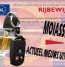 Dure zaterdagavondje voor 23 automobilisten in Noord-Drenthe