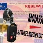 Beschonken bestuurder uit Assen moet rijbewijs inleveren