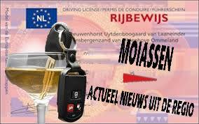 Hardleerste drankrijder wordt twee keer aangehouden in Assen