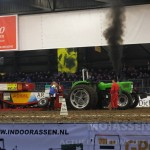 Tractorpulling Indoor in TT-Hall Assen (Video)