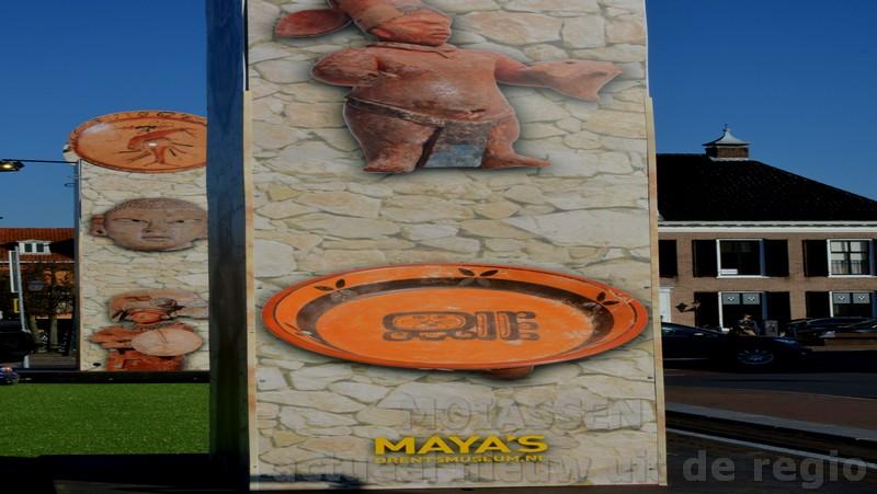 Mayatempel in Assen is onthuld: 'Ik ben heel trots'