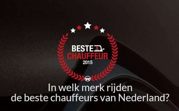 Drenthe in Top 3 beste chauffeurs van Nederland