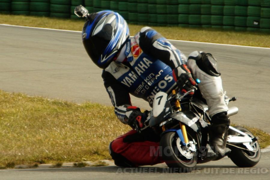 TT Junior Track bruist weer van leven