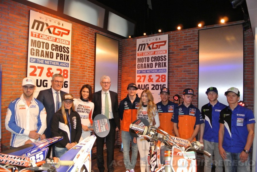 Motocross Grand Prix of the Netherlands 27 & 28 AUGUSTUS  TT CIRCUIT ASSEN