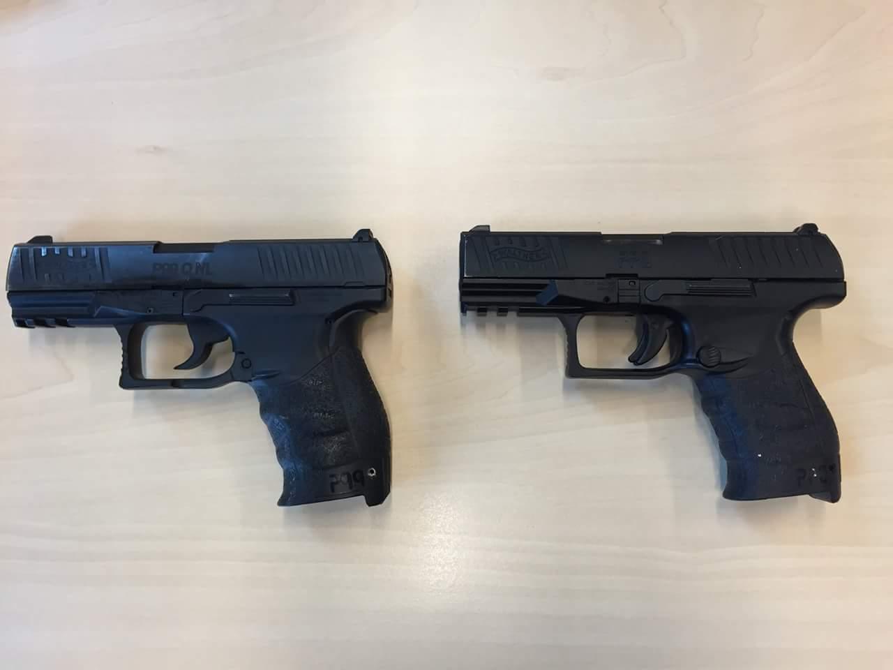 Man en vrouw aangehouden na bedreiging met wapen