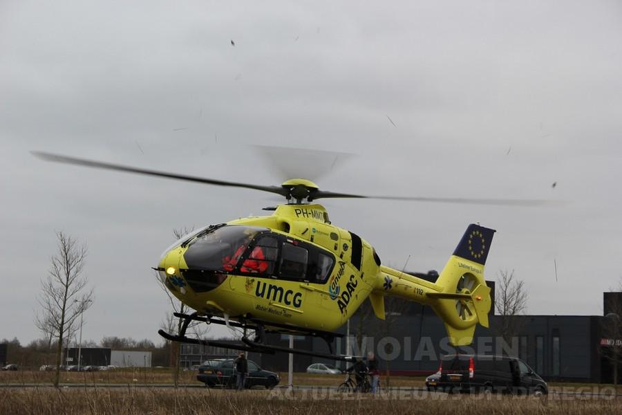 Mobiel Medisch Team biedt assistentie in Assen