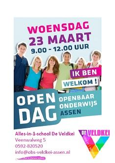 Open dag openbaar onderwijs