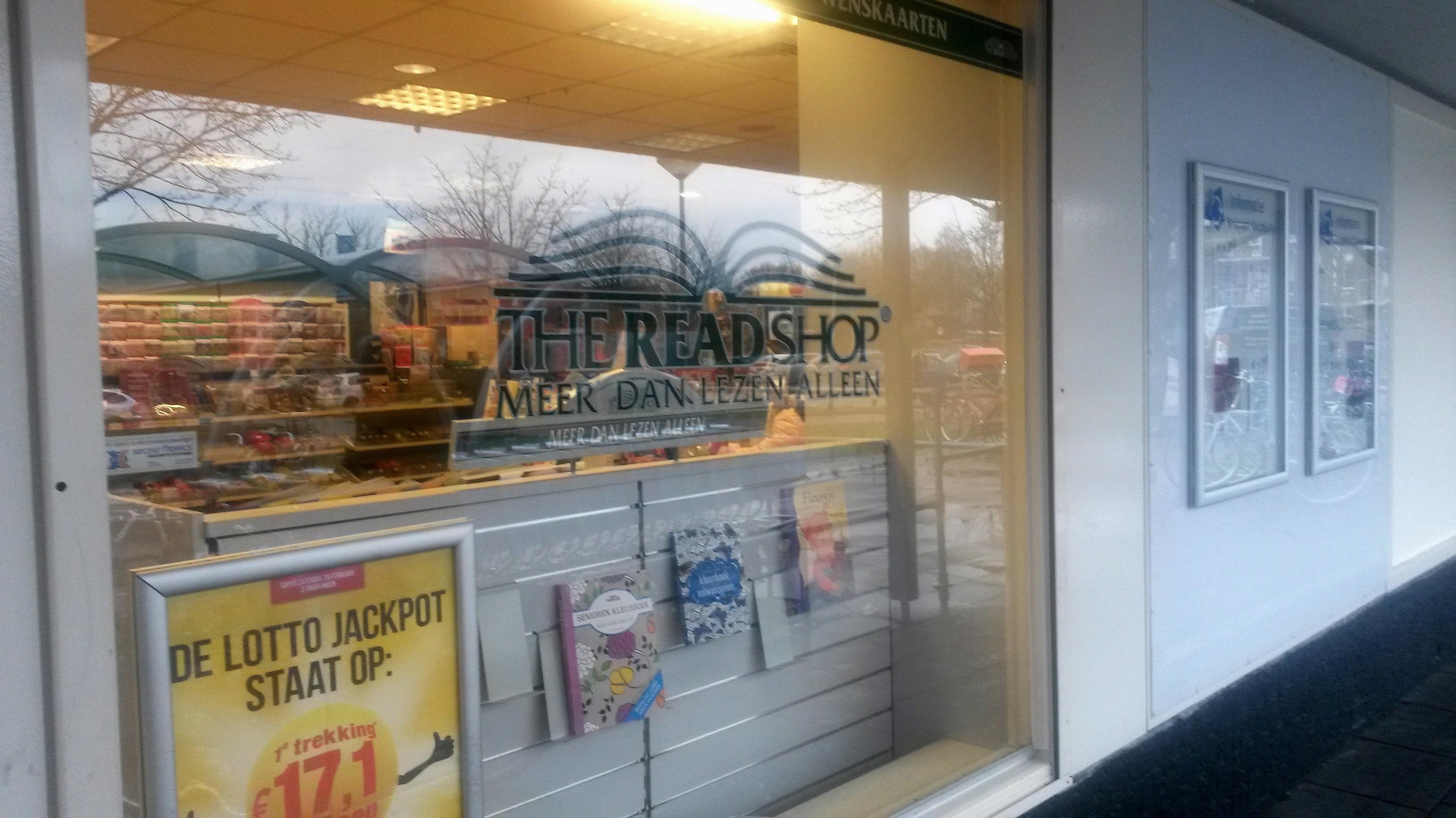 Tabak-Lectuurshop  in de  wijk Peelo van Jan Datthijn uitgeroepen tot 'Winkel van NIX'
